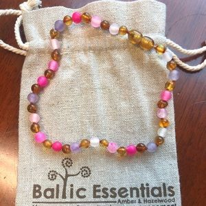 Baltic essential teething necklace
